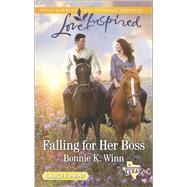 Falling for Her Boss by Winn, Bonnie K., 9780373818495