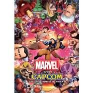 Marvel Vs. Capcom by Udon Entertainment Corp.; Shinkiro; Akiman; Bengus (CON); Capcom, 9781926778495