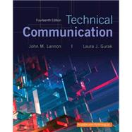 Technical Communication by Lannon, John M.; Gurak, Laura J., 9780134118499