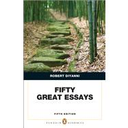 Fifty Great Essays by DiYanni, Robert J., 9780321848499