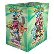 Pokemon X-Y Complete Set by Kusaka, Hidenori; Yamamoto, Satoshi, 9781421598499