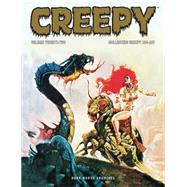 Creepy Archives 22 by Brancatelli, Joe; Cuti, Nicola; DuBay, Bill; Englehart, Steve; Gale, Ken, 9781616558499