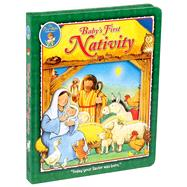 Baby's First Nativity by Singer, Muff; Stevenson, Peter, 9780794438500