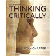 Thinking Critically by Chaffee, John, 9781337558501