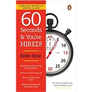 60 Seconds & You're Hired! by Ryan, Robin, 9780143128502
