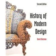 History of Modern Design by Raizman, David, 9780205728503