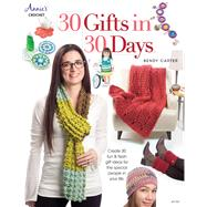 30 Gifts in 30 Days by Carter, Bendy, 9781590128503