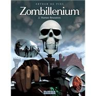 Zombillenium 2: Human Resources by De Pins, Arthur, 9781561638505