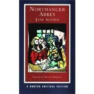 Northanger Abbey Nce PA by Austen,Jane, 9780393978506