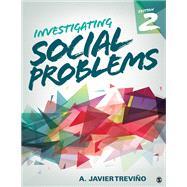 Investigating Social Problems by Trevin~o, A. Javier; Bell, Michael M. (CON); Borer, Michael Ian (CON); Hamilton, Benjamin C. (CON); Hasson, Katie Ann (CON), 9781506348506