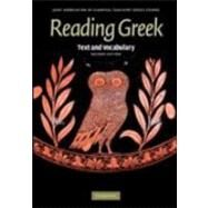 Reading Greek: Text and Vocabulary by Corporate Author Joint Association of Classical Teachers, 9780521698511