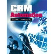 Crm Automation by Goldenberg, Barton J., 9780130088512