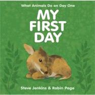 My First Day by Jenkins, Steve; Page, Robin, 9780547738512