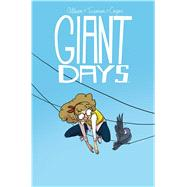 Giant Days Vol. 3 by Allison, John; Sarin, Max, 9781608868513