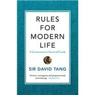 Rules for Modern Life by Tang, David, Sir, 9780241258514