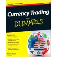 Currency Trading For Dummies by Dolan, Brian, 9781118018514