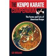 The Kenpo Karate Compendium by Wedlake, Lee, 9781583948514