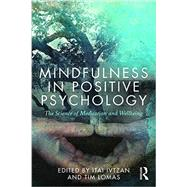 Mindfulness in Positive Psychology: The science of meditation and wellbeing by Ivtzan, Itai, 9781138808515