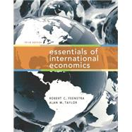 Essentials of International Economics by Feenstra, Robert C.; Taylor, Alan M., 9781429278515