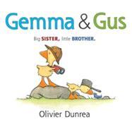 Gemma & Gus by Dunrea, Olivier, 9780547868516