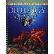 Lab Manual for Biology by Mader, Sylvia, 9781259298516