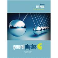 General Physics 1: Phy2048l by Chen, De Huai, 9781465268518