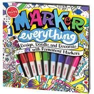 Marker Everything by Unknown, 9780545858519