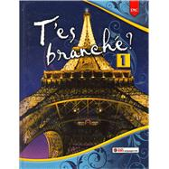 T'es branche? Level One: Student Edition Textbook by EMC, 9780821958520