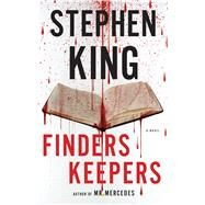 Finders Keepers by King, Stephen, 9781594138522