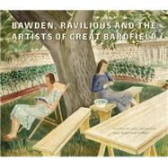 Bawden, Ravilious and the Artists of Great Bardfield by Saunders, Gill, 9781851778522