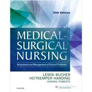 Medical-Surgical Nursing by Lewis, Sharon L., R.N., Ph.D.; Bucher, Linda R.N., Ph.D.; Heitkemper, Margaret M., RN, Ph.D.; Harding, Mariann M., R.N., Ph.D., 9780323328524