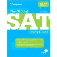 The Official SAT Study Guide, 2nd edition by The College Board, 9780874478525