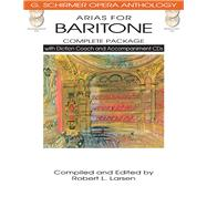 Arias for Baritone by Larsen, Robert L., 9781480328525
