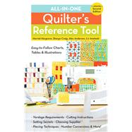 All-in-One Quilter's Reference Tool Updated by Hargrave, Harriet; Anderson, Alex; Craig, Sharyn; Aneloski, Liz, 9781607058526