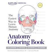 Anatomy Coloring Book by McCann, Stephanie; Wise, Eric, 9781506208527