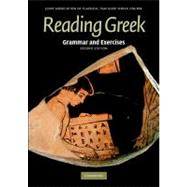 Reading Greek: Grammar and Exercises by Corporate Author Joint Association of Classical Teachers, 9780521698528