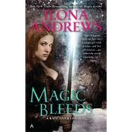 Magic Bleeds by Andrews, IIona (Author), 9780441018529
