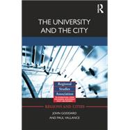 The University and the City by Goddard; John, 9781138798533