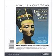 Janson's History of Art Volume 1, Books a la Carte Edition Plus REVEL -- Access Card Package by Davies, Penelope J.E.; Hofrichter, Frima Fox; Jacobs, Joseph F.; Simon, David L.; Roberts, Ann S., 9780134138534