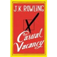The Casual Vacancy by J. K. Rowling, 9780316228534