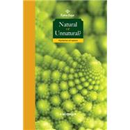 Natural or Unnatural by Gupta, Peali Dutta (CRT), 9789350368534