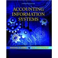 Accounting Information Systems by Romney, Marshall B.; Steinbart, Paul J., 9780133428537