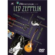 Ultimate Easy Play-Along Guitar Led Zeppelin by Alfred Music, 9781470618537