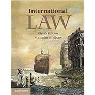 International Law by Shaw, Malcolm N., 9781316638538
