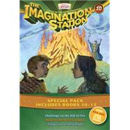 The Imagination Station by Hering, Marianne; Sanders, Nancy I (CON); Batson, Wayne Thomas (CON); Hohn, David, 9781589978539