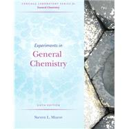 Experiments in General Chemistry by Murov, Steven L., 9781285458540
