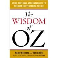The Wisdom of Oz by Connors, Roger; Smith, Tom, 9780143108542