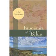 Panorama of the Bible by Binz, Stephen J., 9780814648544