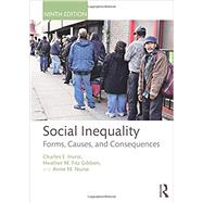 Social Inequality: Forms, Causes, and Consequences by Hurst; Charles E., 9781138688544