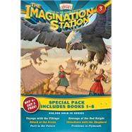 The Imagination Station by Hering, Marianne; McCusker, Paul; Eastman, Brock; Younger, Marshal; Hohn, David, 9781589978546
